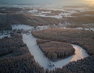 Ski Kopřivná - Malá Morávka