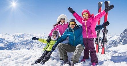 Kam na lyže o jarních prázdninách?
