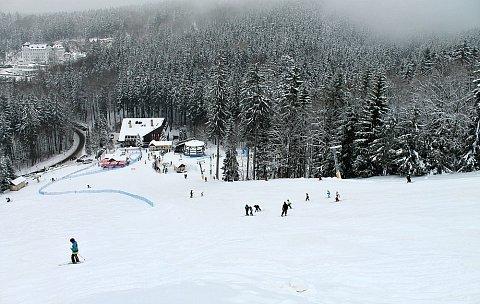 Ski Mariánské Lázně