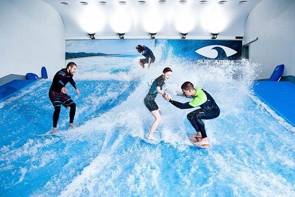 Ski Surfarena
