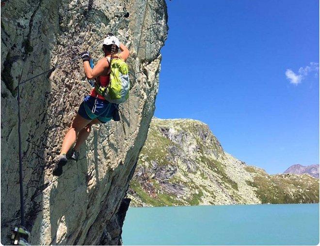 Weißsee - Kristall Klettersteig