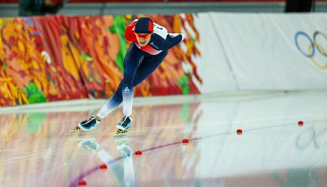 Martina Sáblíková v Sochi