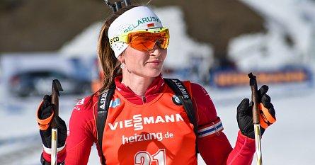 Darja Domracheva