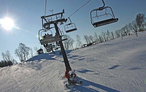 Ski areál Aldrov
