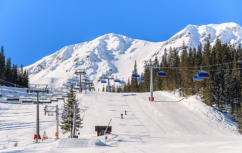 Ski areál Roháče