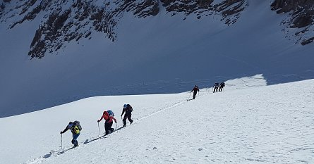 Skialpinismus v Česku