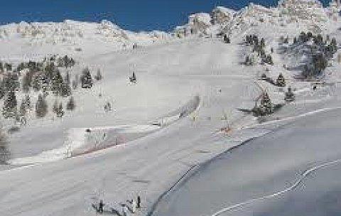 Passo San Pellegrino/Falcade