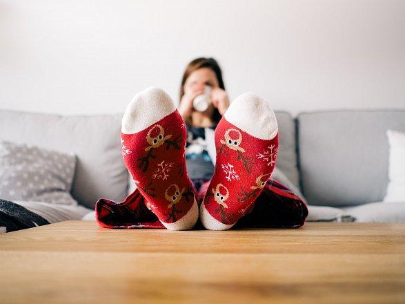 Vánoční atmosféru podpoří i veselé vánoční oblečení