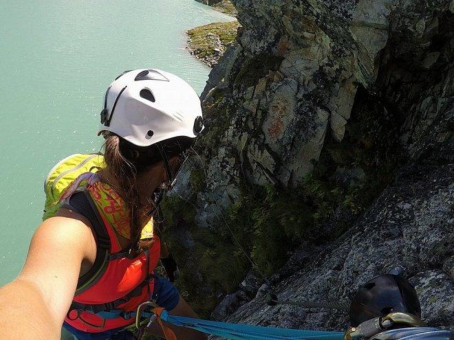 Kristall Klettersteig