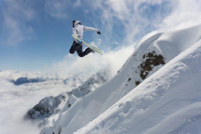 5 nejlepších filmů o extrémním lyžování a snowboardingu