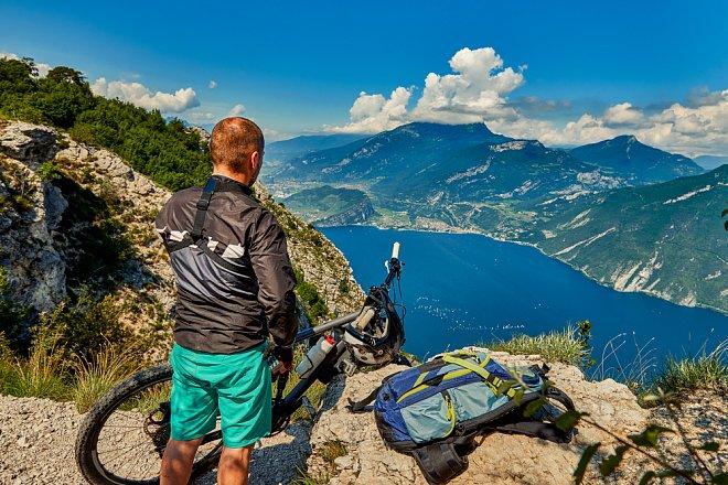 Lago di Garda je rájem nejen pro cyklisty