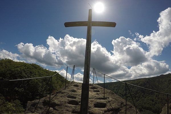 Ski Vyhlídka Ořešník a Vodopád Štolpich