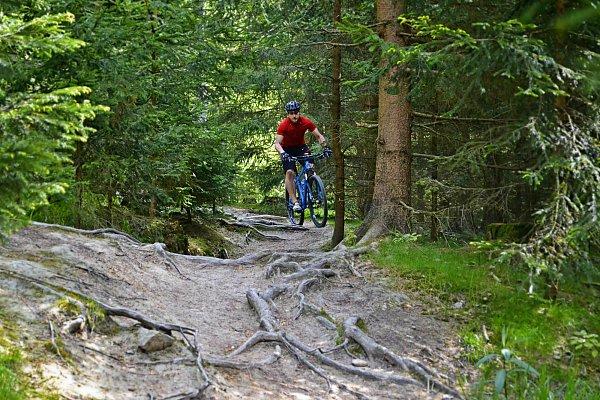Aktivita Cyklo aréna Vysočina