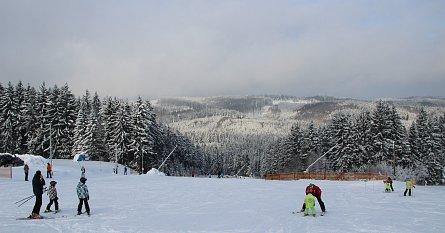 Skiareál Troják