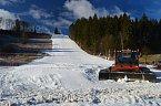Ski areál Bystré - Hamry