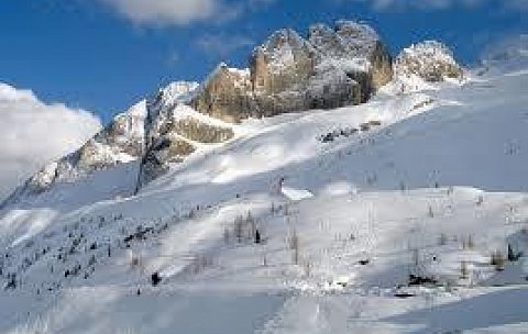 Passo Fedaia – Pian dei Fiacconi (Marmolada)