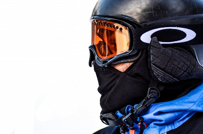 Šátky se v lyžařské výbavě nikdy neztratí