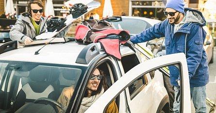 Při ceste do Alp si dejte pozor na předpisy v zemi, kterou projíždíte!