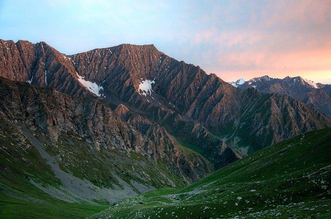 Kyrgyzstan (Nahráno: Kateřina Kanová)