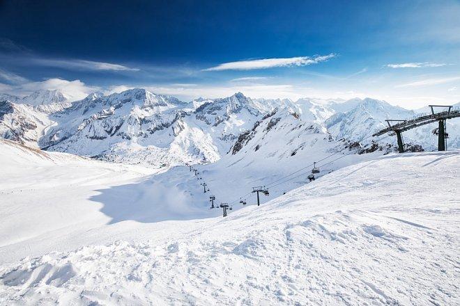Itálie patří mezi oblíbené zimní destinace.