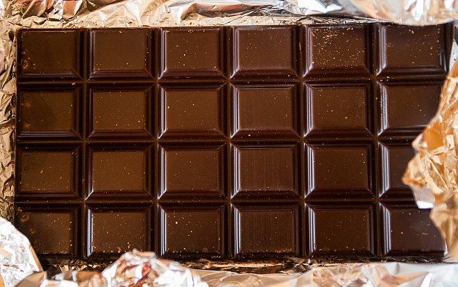 300 kg čokolády?! Nejlepší doping!