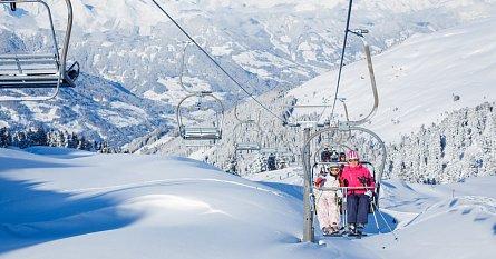 Nejlepší lyžování Rakousko