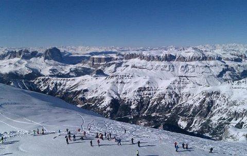 Alpe Lusia – Moena/Bellamonte