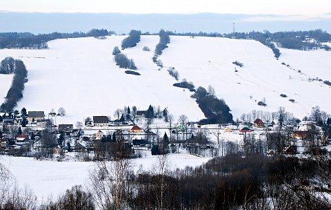 Horní Podluží (Tim Ski)