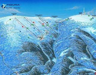 Ski Praděd - Figura