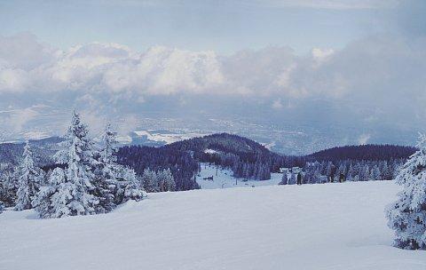 Ski areál Winter Park Martinky