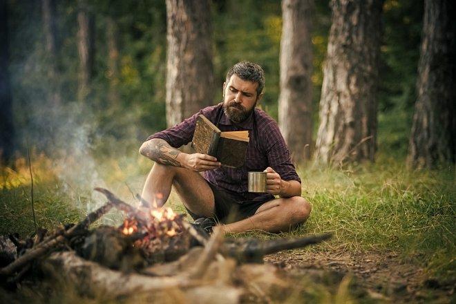 Jaké knihy ocení opravdoví dobrodruzi?