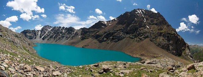 Ala Kul v Kyrgyzstánu (Nahráno: Kateřina Kanová)