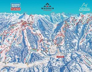 Ski Flachau/Wagrain/Alpendorf