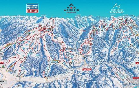 Flachau/Wagrain/Alpendorf
