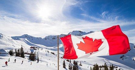 Lyžování v Kanadě