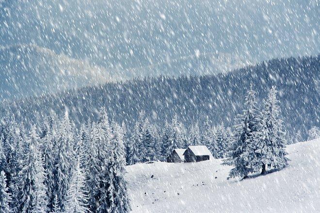 zima na horách 2018/2019