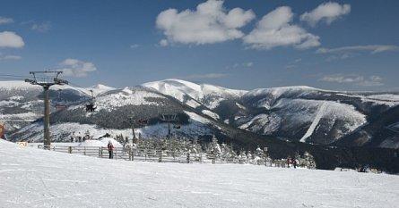 Nejoblíbenější lyžařské střediska v Krkonoších