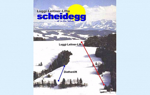 Luggi Leitner Lifts – Scheidegg