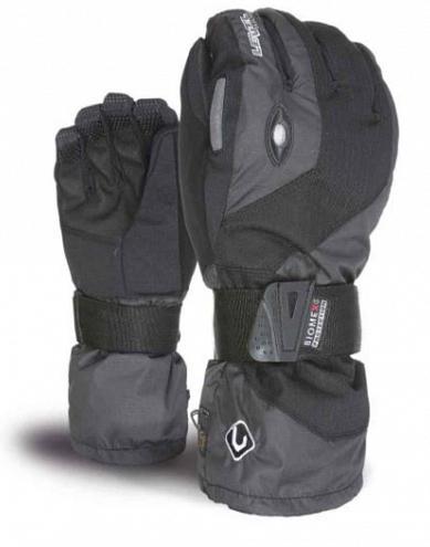 Prstové rukavice na lyže a snowboard jsou vybavené systémem ochrany zápěstí Biomex Protection, který je výsledkem dlouhé spolupráce snowboardistů, lékařů a konstruktérů v oboru bio-mechaniky