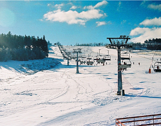 Ski Obří sud - Javorník