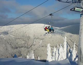 Ski Dolní Morava - Sněžník